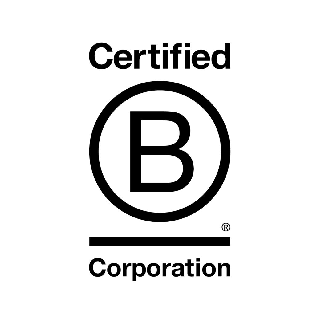 We are a B Corp